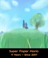 Super Paper Nine