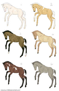 OPEN Weanling adopts 1/6