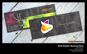 My Business Card 7-2008 by HeDzZaTiOn