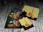 Wa3dullah Album Designs