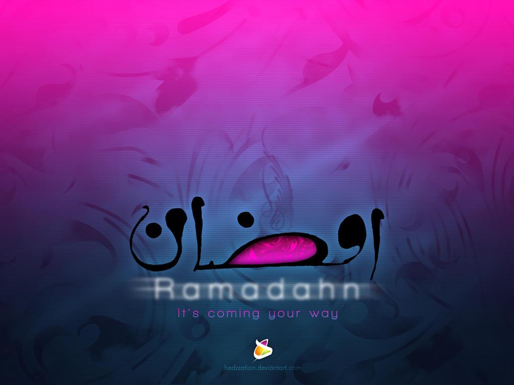 Ramadahn blue magenta by HeDzZaTiOn