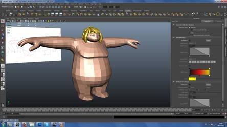 Fat Bob progress WIP1