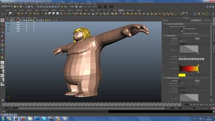 Fat Bob progress WIP2