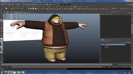 Fat Bob progress WIP5