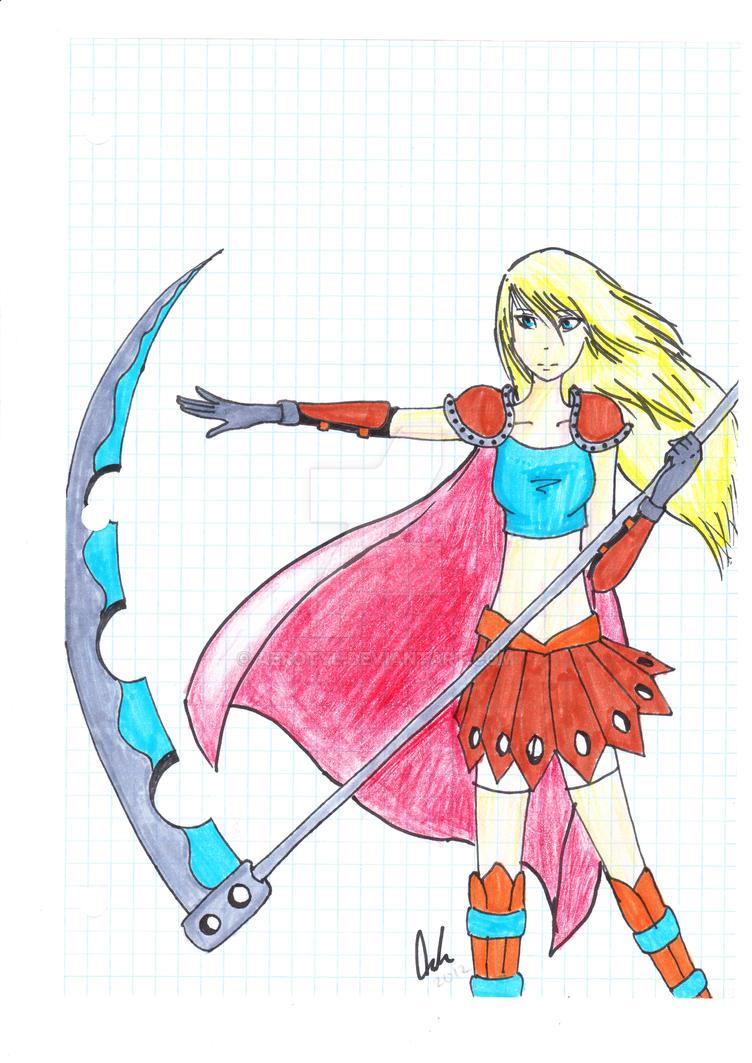 Gladiator by Aerotyl