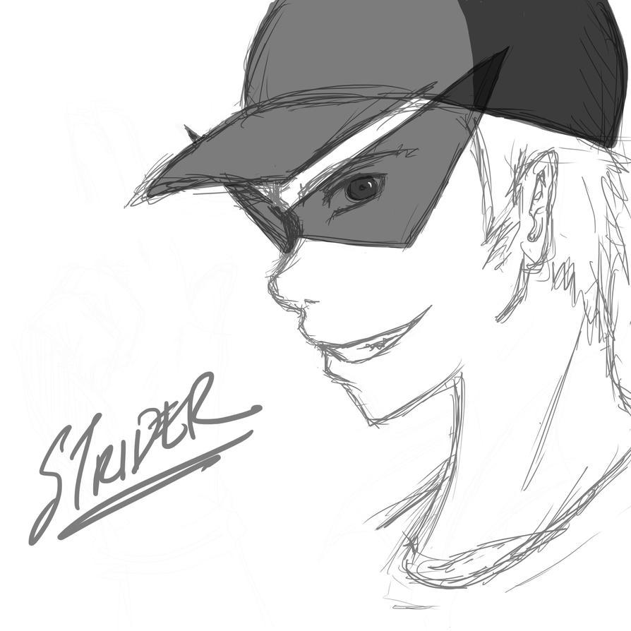 Bro Strider by Aerotyl