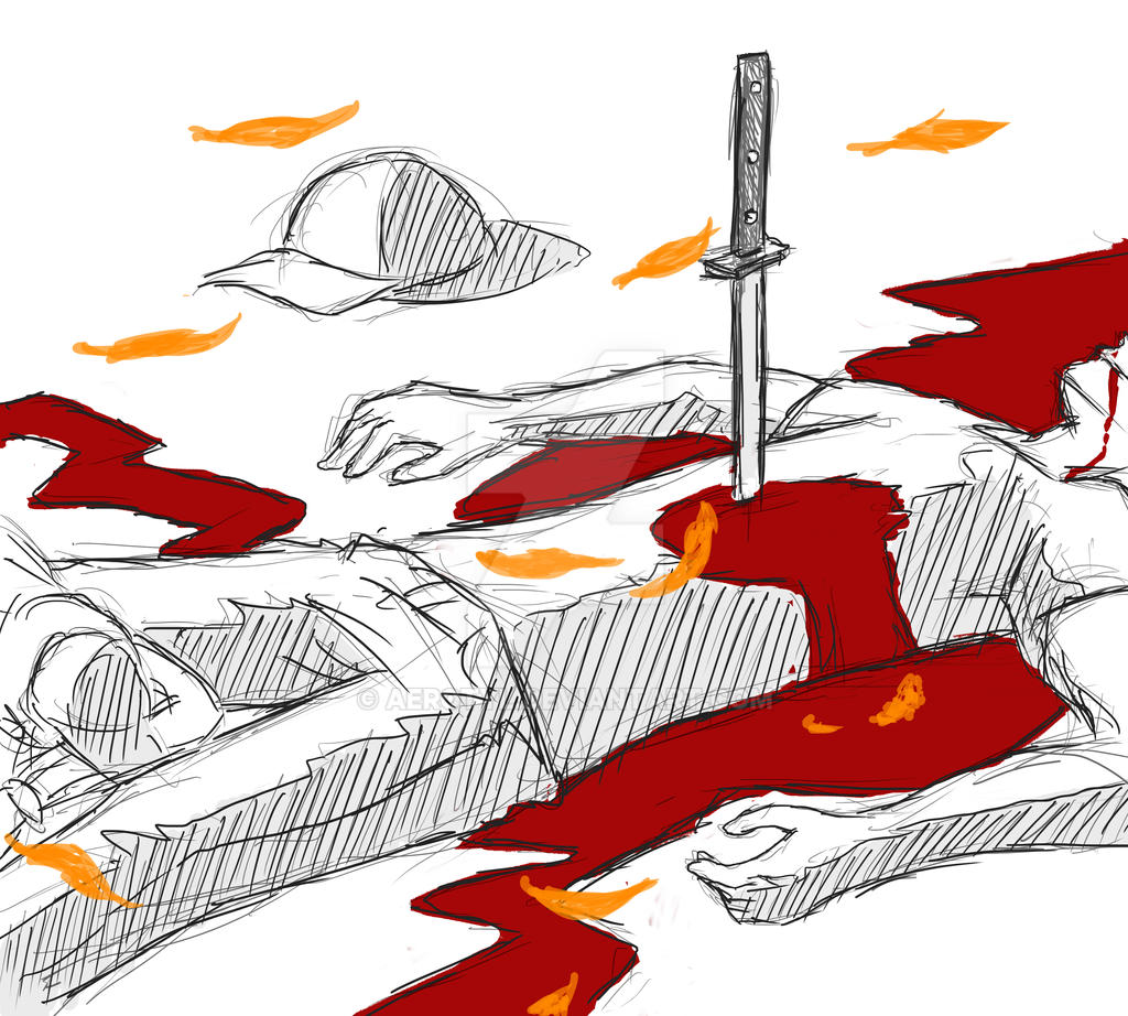 Bro Strider's death by Aerotyl