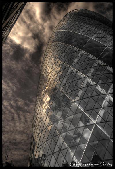 london - 21st century by haq