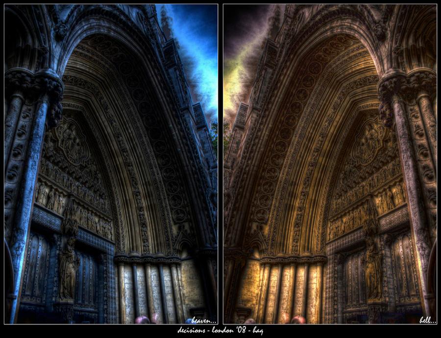 london - decisions by haq