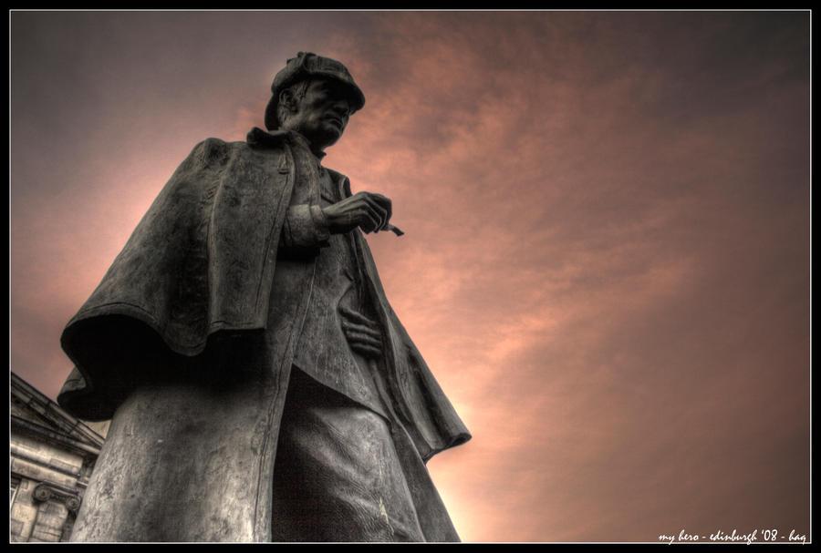 edinburgh - my hero by haq