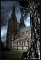 edinburgh - little mary by haq
