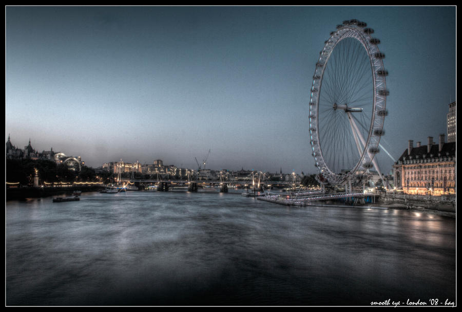 london - smooth eye by haq