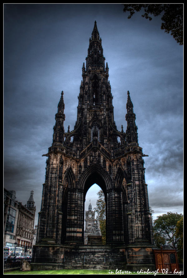 edinburgh - in between by haq