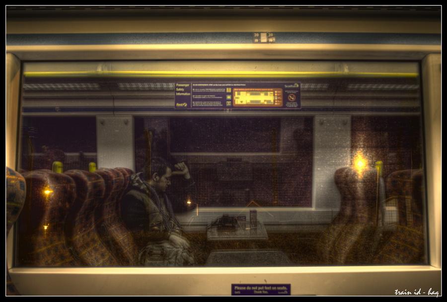 train ID by haq