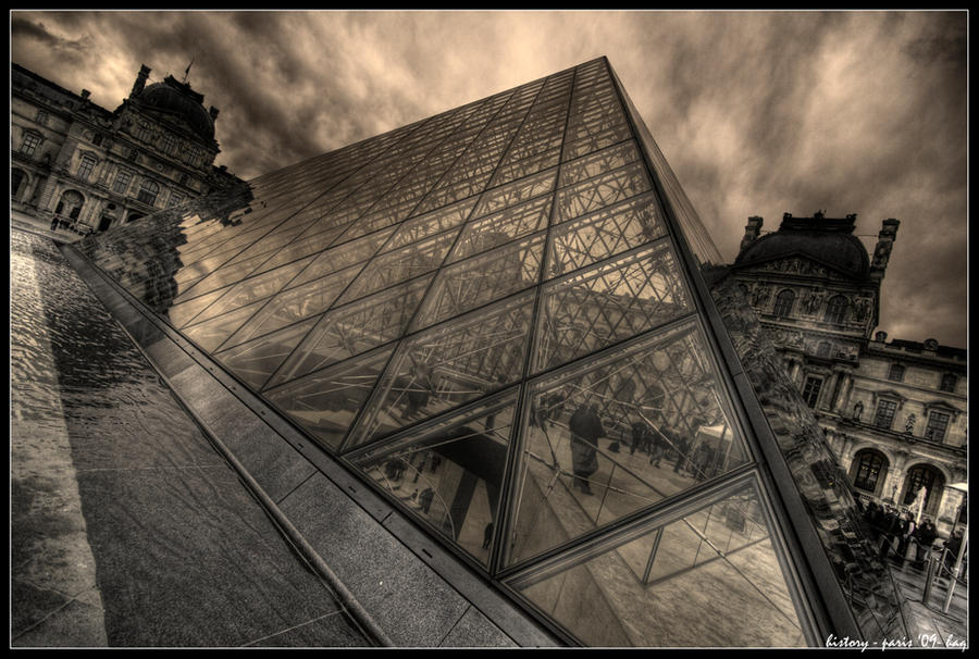 paris - history by haq