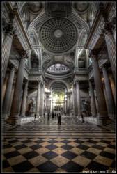 paris - temple of time by haq
