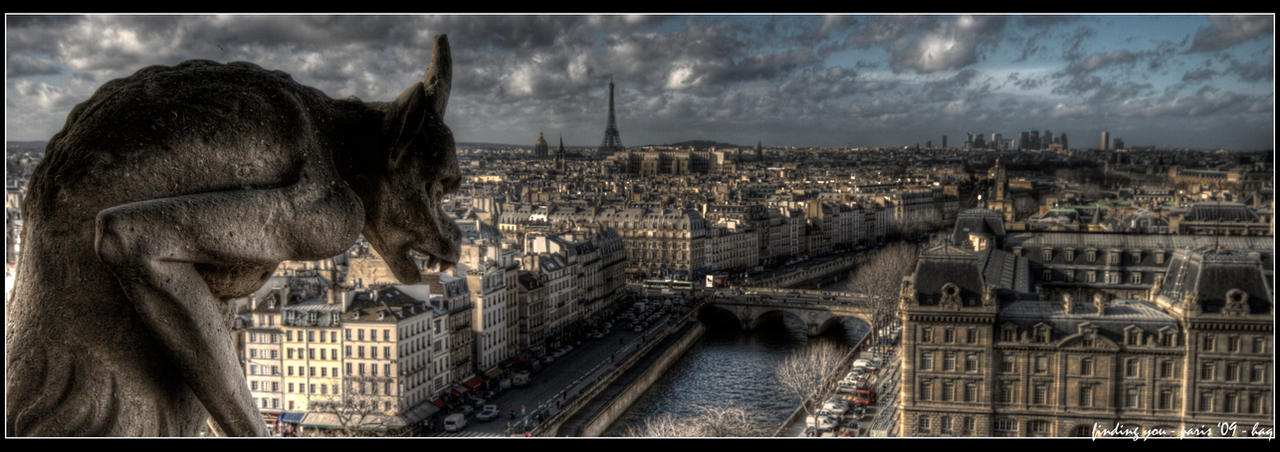 paris - finding you by haq