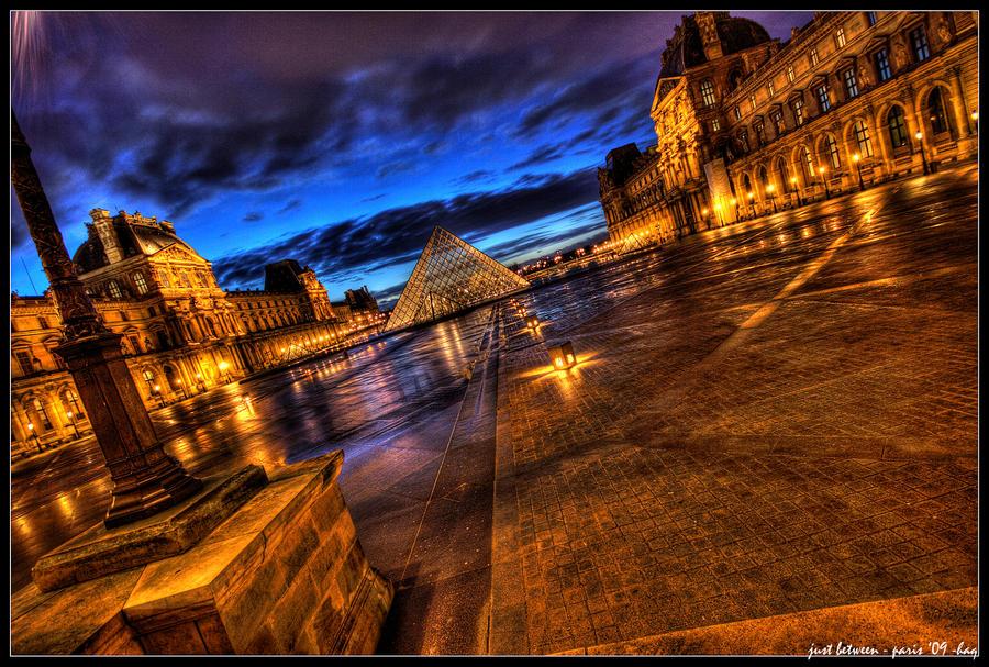 paris - just between by haq