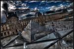 paris - blue chaos by haq