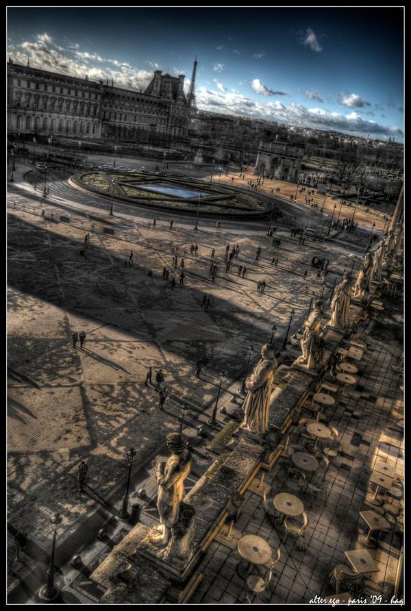 paris - alter ego by haq