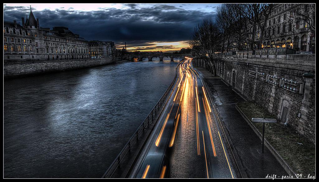 paris - drift by haq