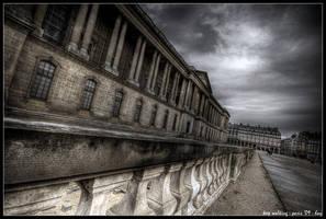 paris - keep walking by haq