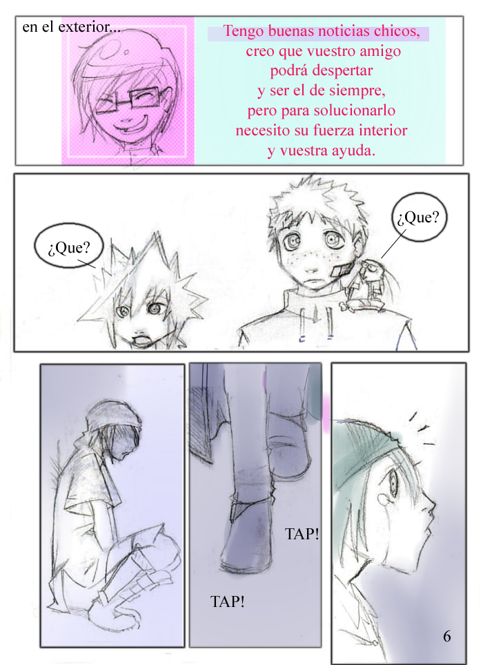 the end of triple d pag 6 by pinponilla on deviantart