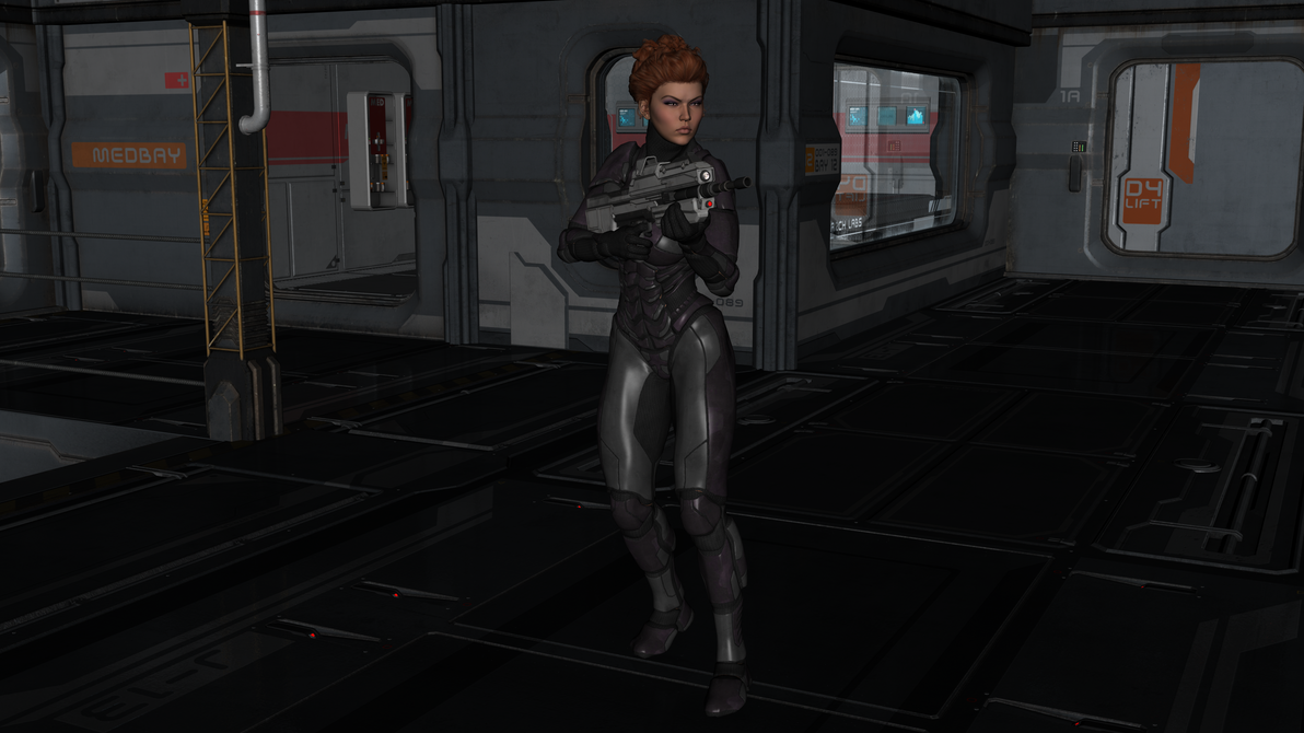 Sci-fi 1 by Sasha1378