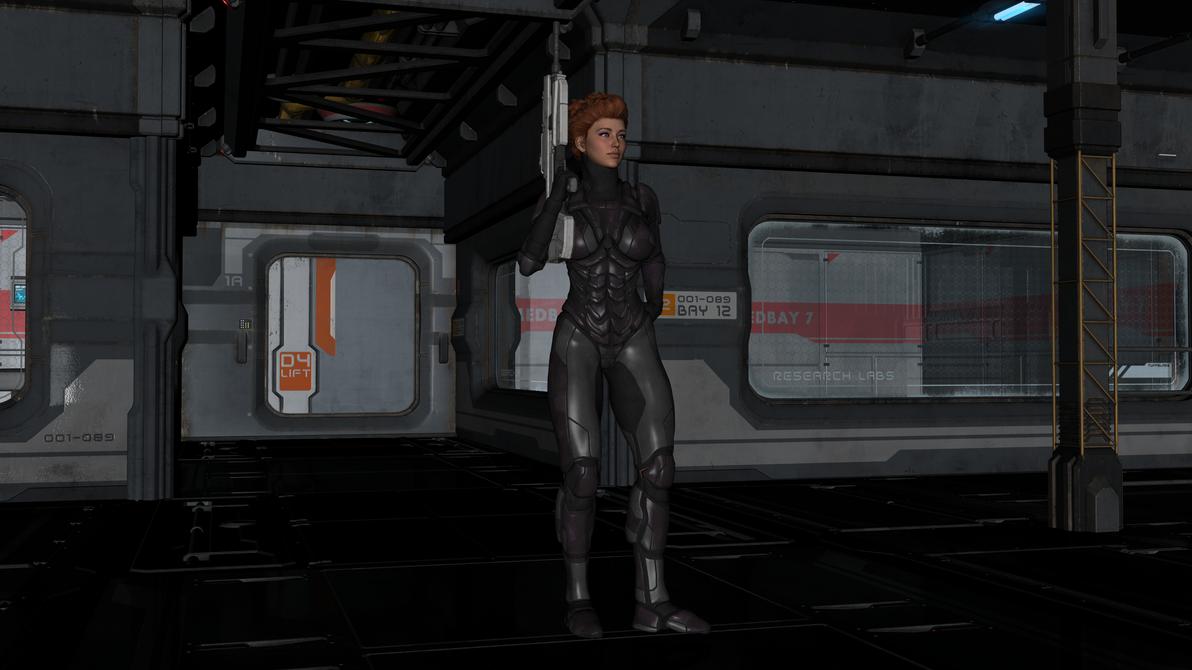 Sci-fi 3 by Sasha1378