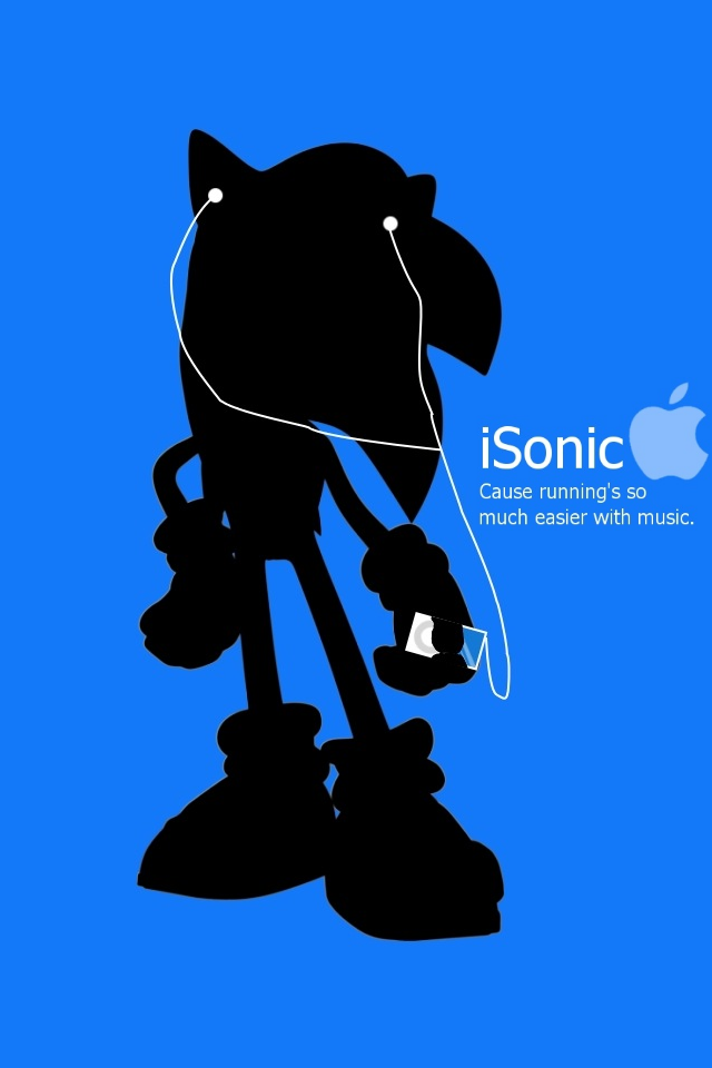 ISonic By Phrozen123 On DeviantArt