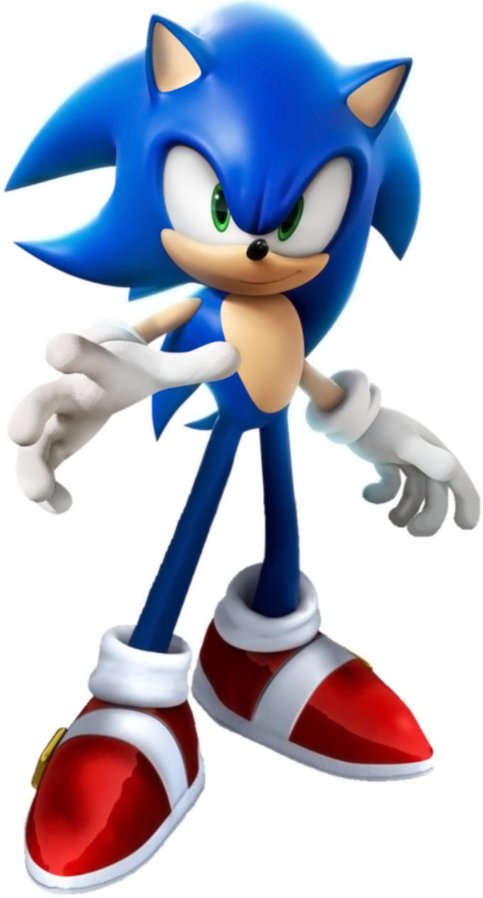 Wreck it Ralph: Sonic Render EDIT by Phrozen123