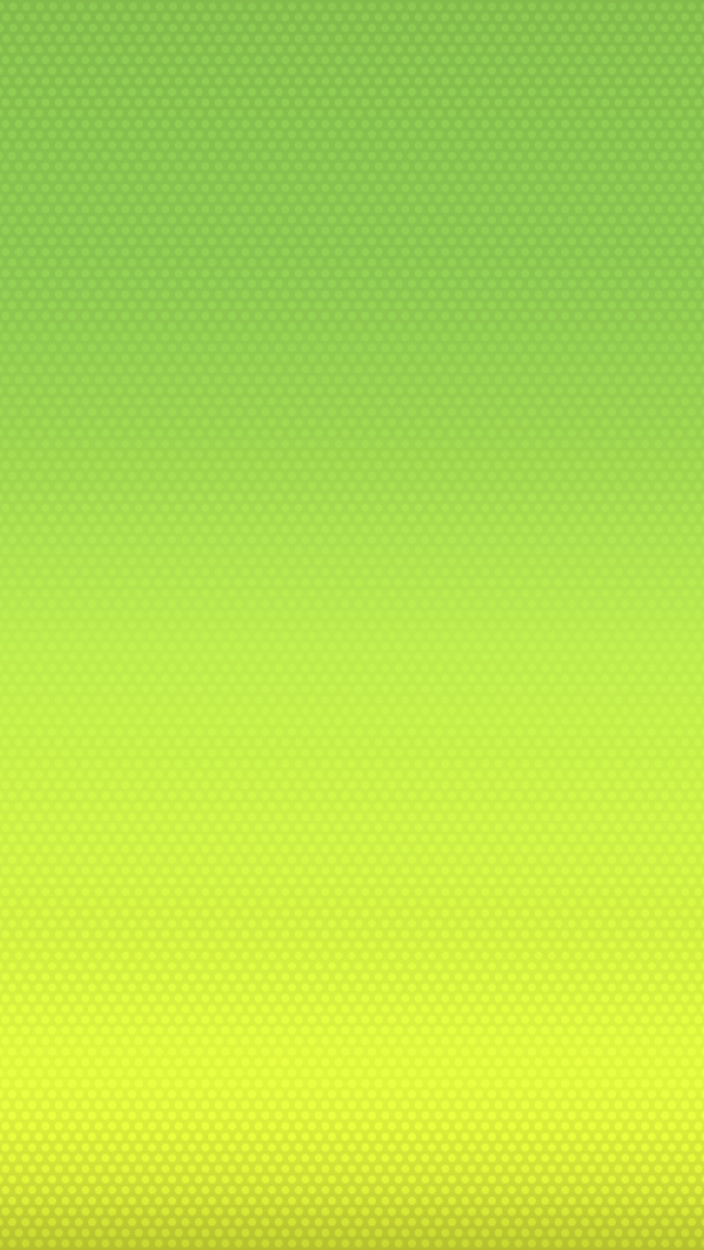 iPhone 5C Wallpaper Recreation - Green by Phrozen123 on ...