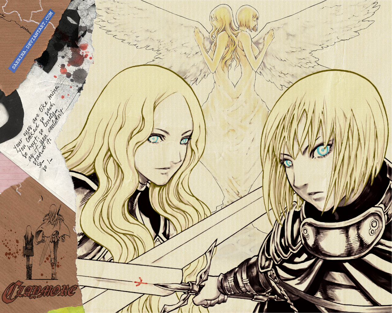 Twin Goddess by Saerina