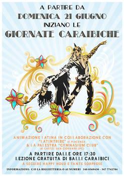 Latin Dance Advertising