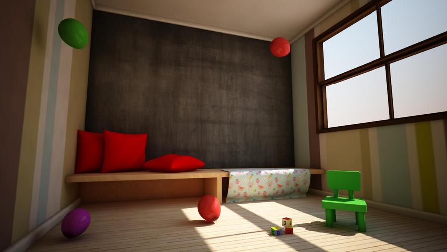 Interior Visualization 2