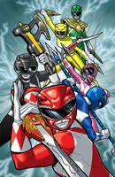 PowerRangers by NathanLueth