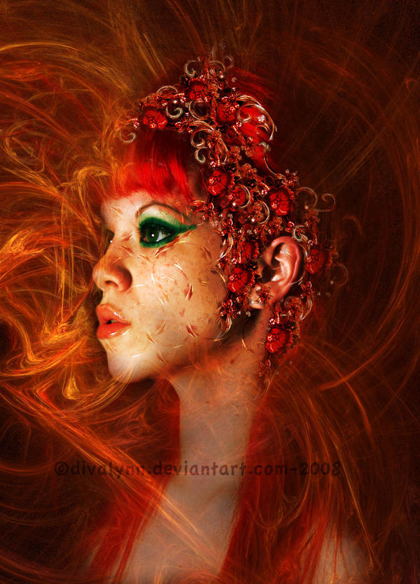 A Beautiful of Fire by divalynn