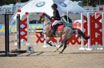 Pony Showjumping