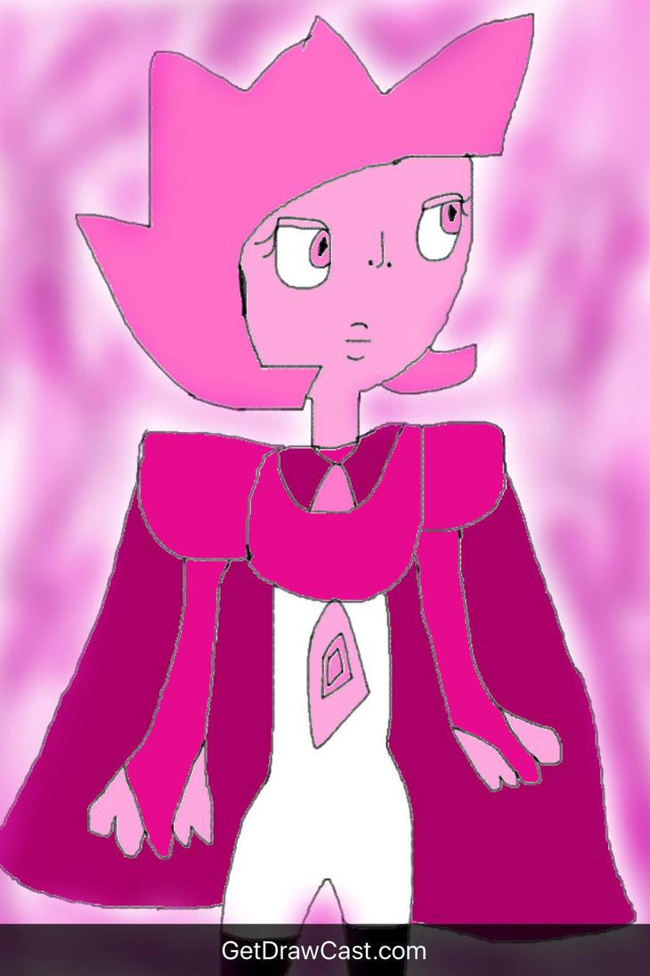 Pink diamond  by JOHNTHEOTAKUKING