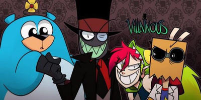 Villianus team by JOHNTHEOTAKUKING