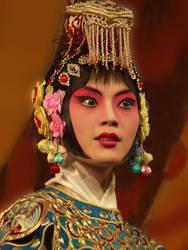 Peking Opera Actress