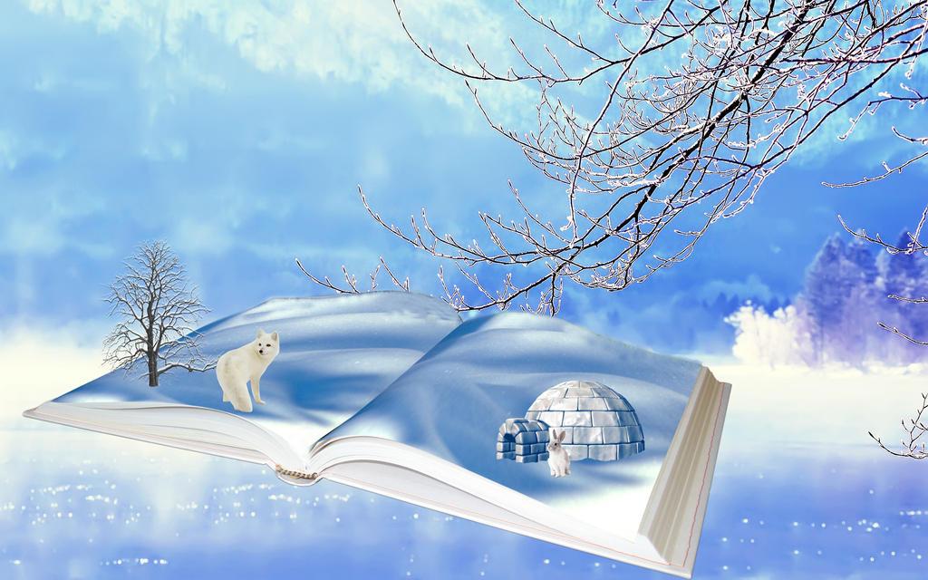 Winter by alain-angela