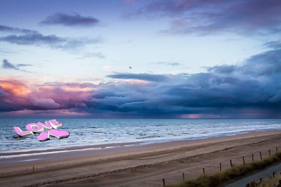 Love Sea by alain-angela
