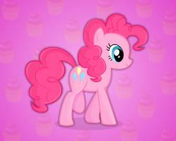 Pinkie Pie by buggzz
