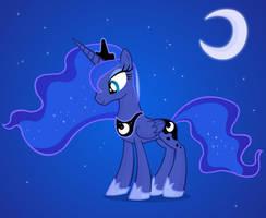 Luna by buggzz