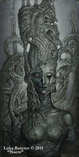 Nacre by luka-basyrov-art