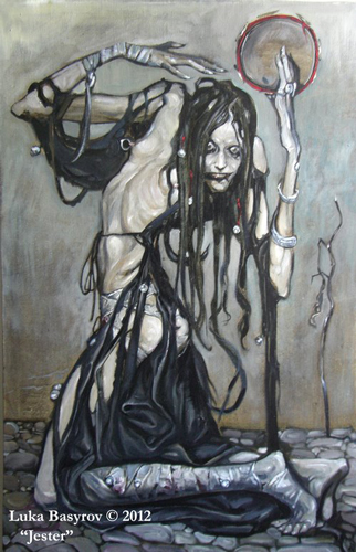 Jester by luka-basyrov-art