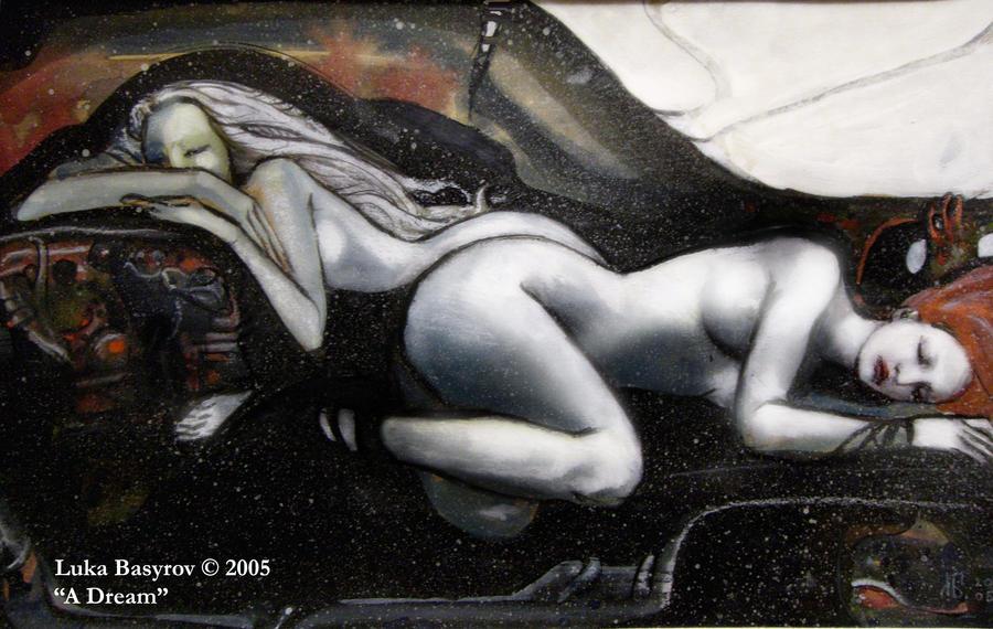 A Dream by luka-basyrov-art