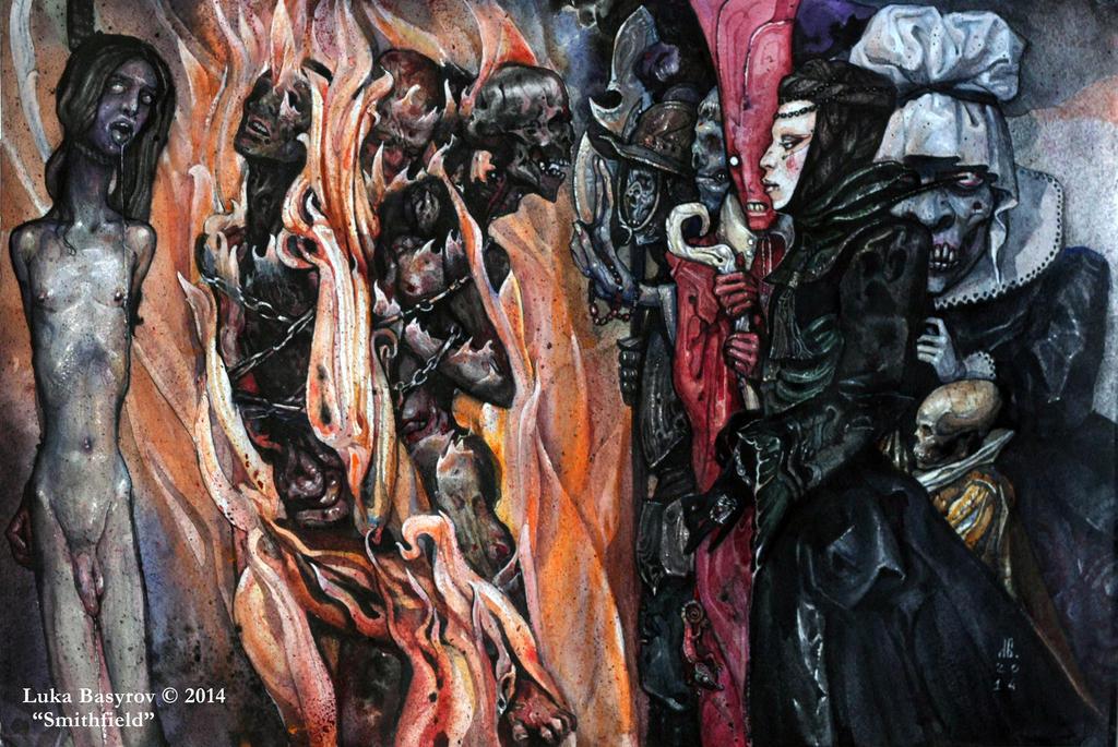 Smithfield by luka-basyrov-art