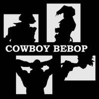 Cowboy Bebop opening screen by EDSquee